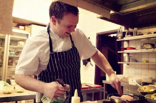 Cooking Demonstrations From Chef Josh Lawson